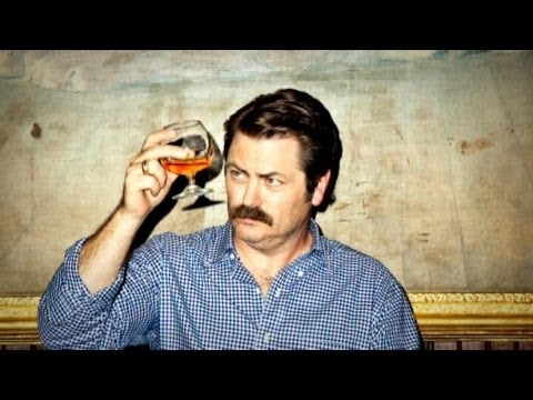 A FiveMinute Lesson in Manhood With Nick Offerman