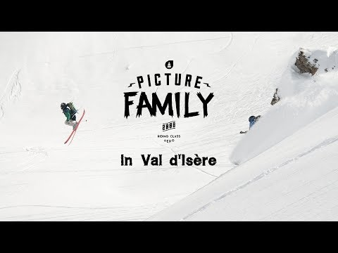 Picture Family In Val D'Isère | Picture Organic Clothing