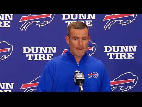 FULL: Bills GM and head coach on Sammy Watkins trade
