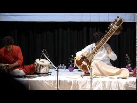 Partha Bose (sitar) - Raag Puriya Kalyan