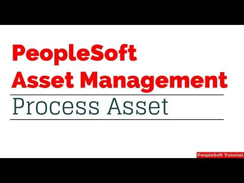 Asset Management   Process Asset