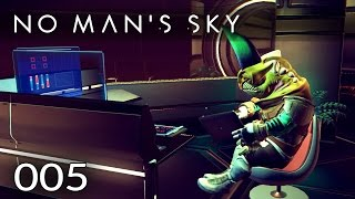 No Man's Sky [005] [Mit Antimaterie zum Hyperantrieb] [NMS] [Let's Play Gameplay Deutsch German] thumbnail