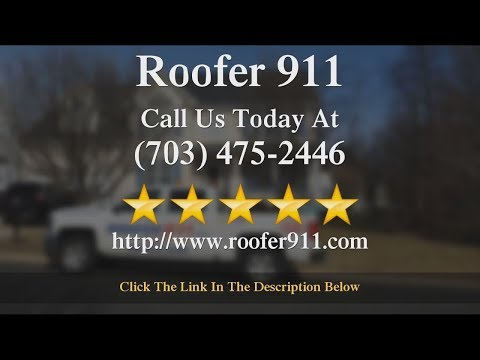 Roof Repair Leesburg VA - Roofer 911