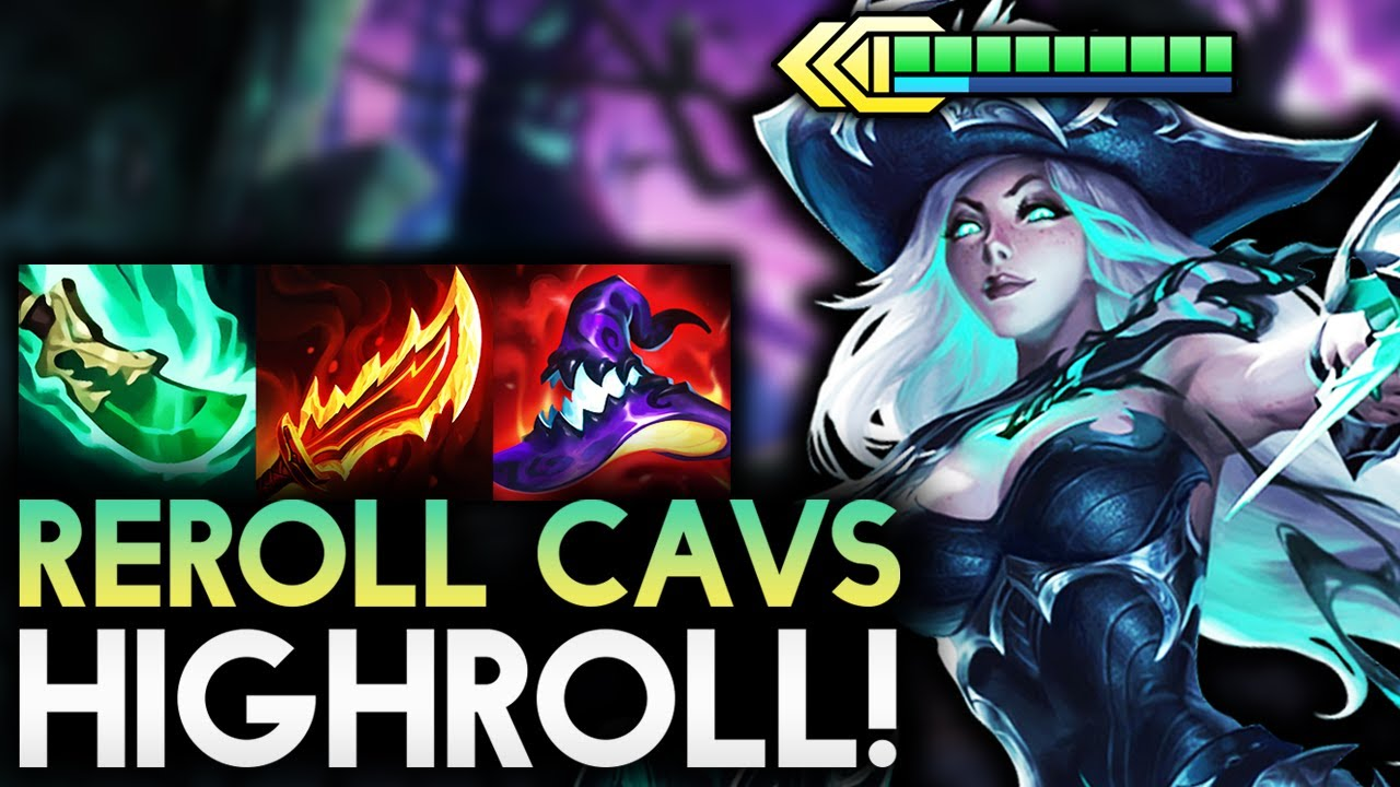 3 STAR MISS FORTUNE CARRY WITH 4 CAVALIER FRONTLINE!! | Teamfight Tactics Patch 11.15
