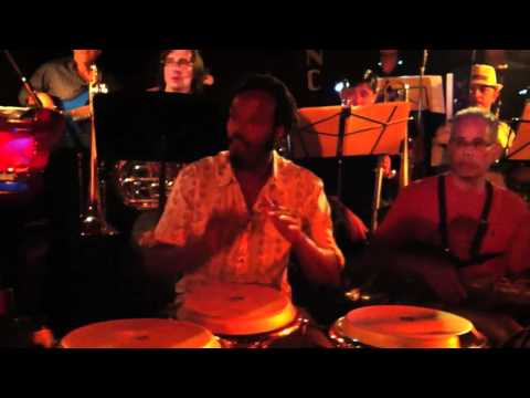Hector Martignon's BANDAGRANDE Big Band plays Hermeto's SORRINDO