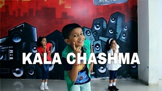 kala chashma || kids dance choreography by shrikesh