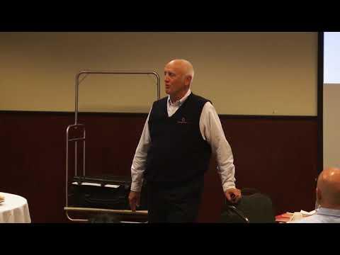 Carl Energizer Olson Business and Education Seminar Promo