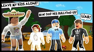 SOMEONE IS BULLYING MY KIDS! THIS IS NOT OKAY! - Roblox