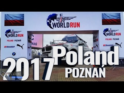 WINGS FOR LIFE WORLDRUN POLAND POZNAN 2017