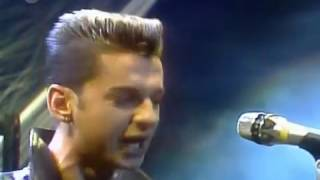 Depeche Mode - People Are People (LIVE) (1984) (HQ)