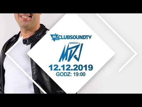 Mario DeeJay Live ! Clubsound TV ! 12.12.2019 R.