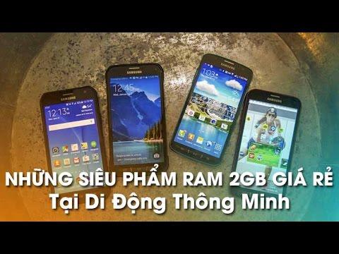 Những Sản phẩm Ram 2Gb giá rẻ trên dưới 3tr đáng mua nhất