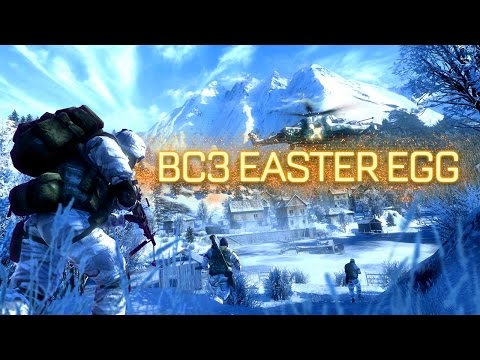 » BAD COMPANY 3 EASTER EGG! - Mirror's Edge Catalyst