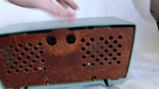 1960 Channel Master 6 transistor table radio model 6511