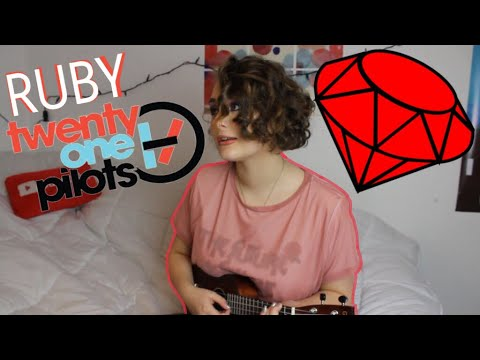 RUBY- TWENTY ONE PILOTS// Ukulele Cover