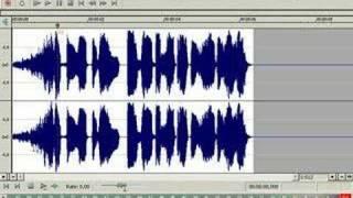 Como criar vinhetas com o Sound Forge
