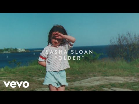 Sasha Sloan - Older (Official Lyric Video)