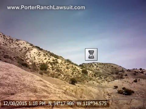 [NEW - Dec. 11] Aliso Canyon SoCalGas Leak Video