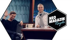 Fedor Holz zu Gast im Neo Magazin Royale mit Jan Böhmermann - ZDFneo