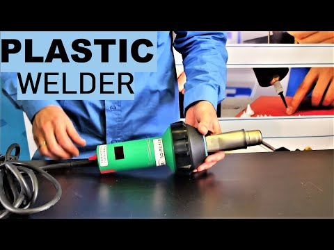 Professional Plastic Welder Machine - Bosite DL