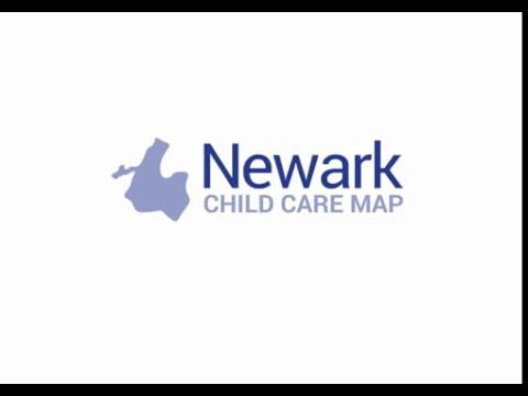 Newark Childcare Map