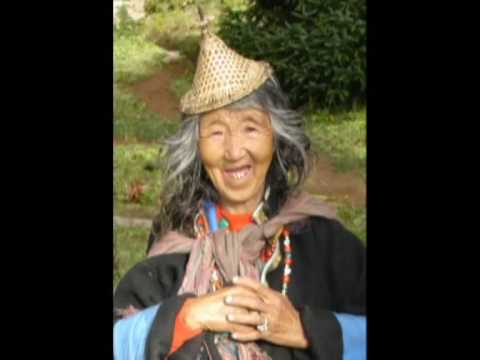 The Layap People of Bhutan