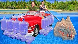 नाव की कार Boat Car Funny Video हिंदी कहानिय Hindi Kahaniya Funny Village Comedy Video Hindi Stories