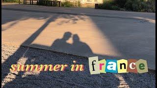 뽀짝커플의 프랑스 여름 일상 ?ㅣ초여름 저녁 산책, 그…