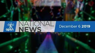 APTN National News December 6, 2019 – 30 years since Montreal Massacre, Throne speech under fire thumbnail