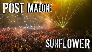 Post Malone SUNFLOWER - LIVE AT O2 ARENA LONDON - 14 03 19 - 4K.mp3