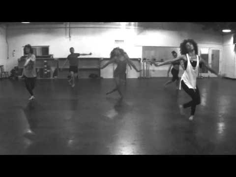 Closer by: Goapele class choreo