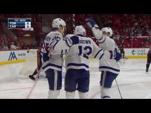Toronto Maple Leafs vs Carolina Hurricanes – February 19, 2017 | Game Highlights | NHL 2016/17
