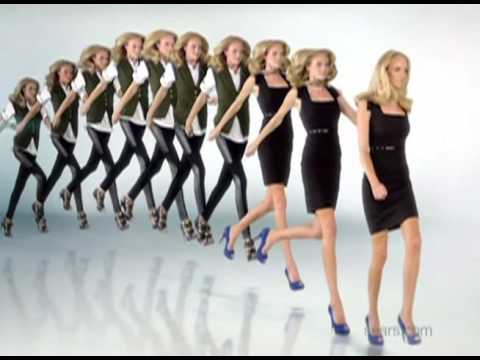 Keith Young Choreography- Commercial Montage