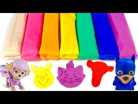 Thumbnail: Best Learning Colors Video for Children - Paw Patrol Cookie Cutters Shapes