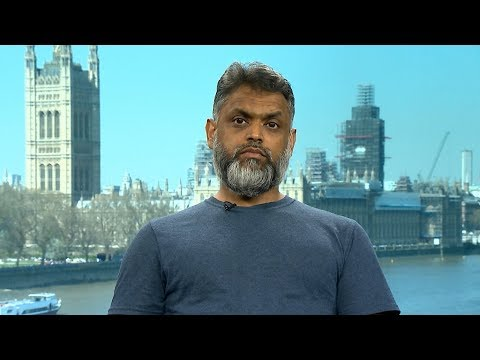 "Moazzam Begg on Syria: A No-Fly Zone Is Needed Around Idlib to Prevent ""Unprecedented"" Massacre"