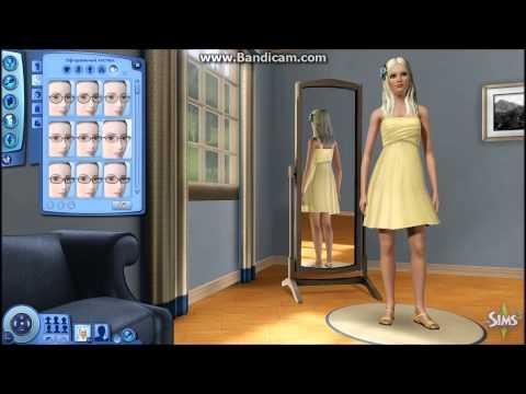 Создание персонажа без дополнений в The Sims 3   #1