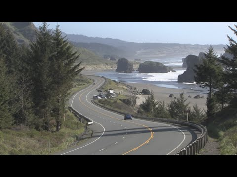 America\'s road: The Pacific Coast Scenic Byway