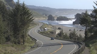 America's road: The Pacific Coast Scenic Byway