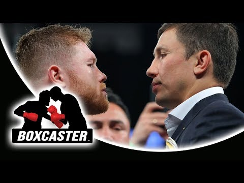 Boxcaster News: Boxcaster does Canelo vs. GGG in Vegas!!!
