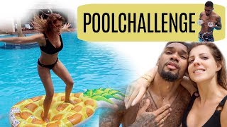 WITZIGE POOL CHALLENGE IN DUBAI
