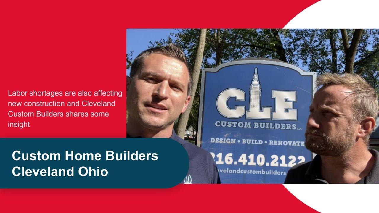 Custom Home Builders Cleveland Ohio