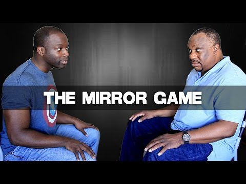 The Mirror Game, An Acting Exercise featuring David Waugh & Rhomeyn Johnson