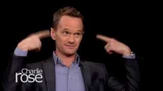 Neil Patrick Harris on Living in Harlem (Nov. 7, 2014) | Charlie Rose