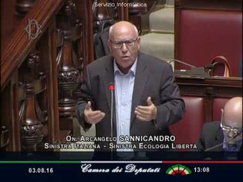 2016-08-03 13:05:57 SANNICANDRO ARCANGELO