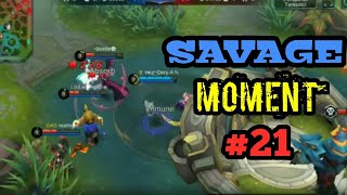 Baixar MOBILE LEGENDS : SAVAGE MOMENT #21