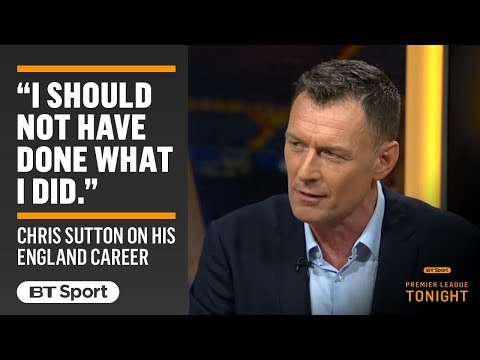 """Glenn said I'd never play for England again, and I didn't!"" Sutton comes clean on England snub"
