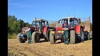 Vzpomínka na traktory ZETOR