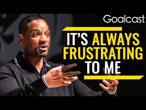 This is Why Will Smith Wants You to Fail Before You Succeed | Goalcast