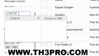 الحلقة 458 : كيف ترسل  رسائل قصيرة مجانا مع جوجل