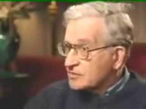 Interviewer gets owned by Noam Chomsky [Pt 1]